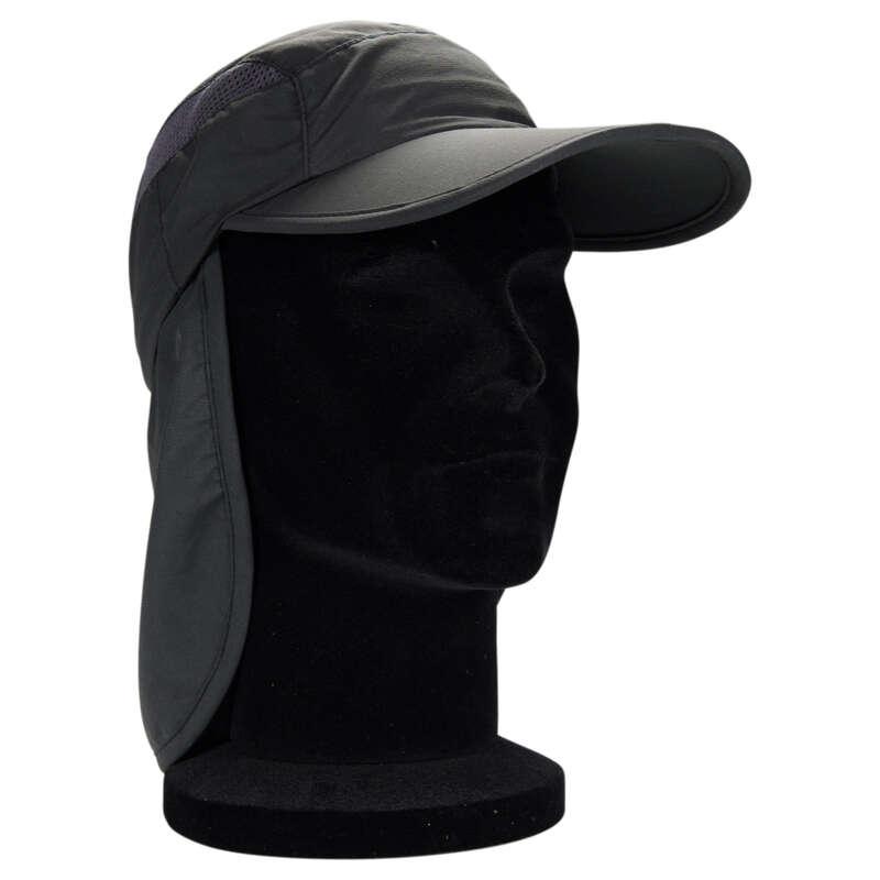 GÖZLÜKLER VE ŞAPKALAR AKSESUARLAR - 500 Gri Balıkçı Şapkası CAPERLAN - AKSESUARLAR