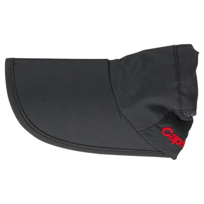 Schirmmütze Angeln 500 faltbar dunkelgrau