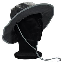 CAPERLAN Fishing Hat 500 Carbon Grey