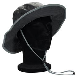 CAPERLAN Fishing Hat 500 Carbon Grey