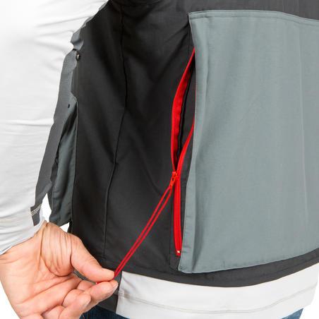 CAPERLAN Fishing Vest 500 - Grey