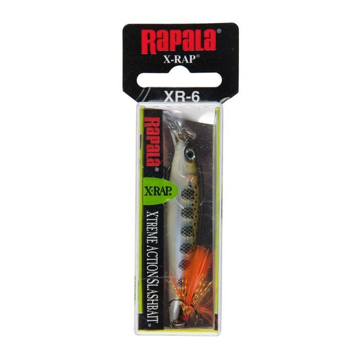 Drijvende pluggen hengelsport X-Rap 60 MD
