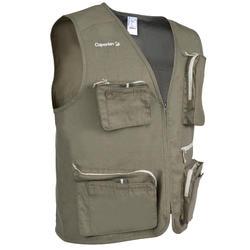 Vest Fishing 100 Khaki
