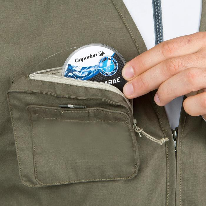Gilet pêche 100 CAPERLAN - 439904