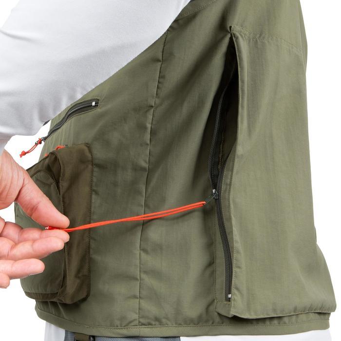 CAPERLAN 500 釣魚背心 - 卡其色