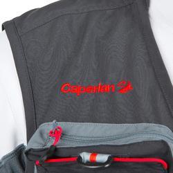 Visvest 500 wad kolengrijs CAPERLAN
