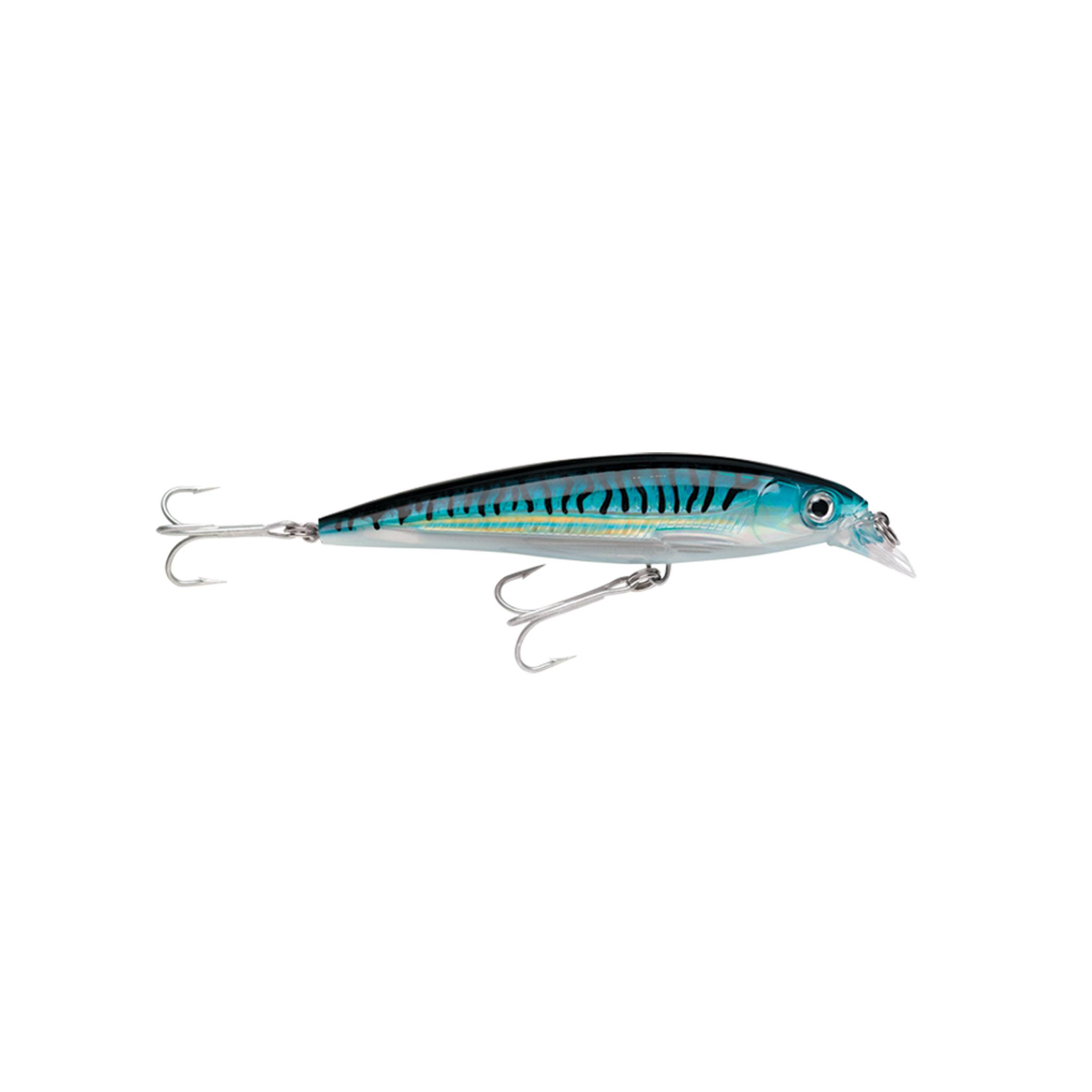 Rapala X-Rap Saltwater - 10 cm - 13 g - Silver Blue Mackerel