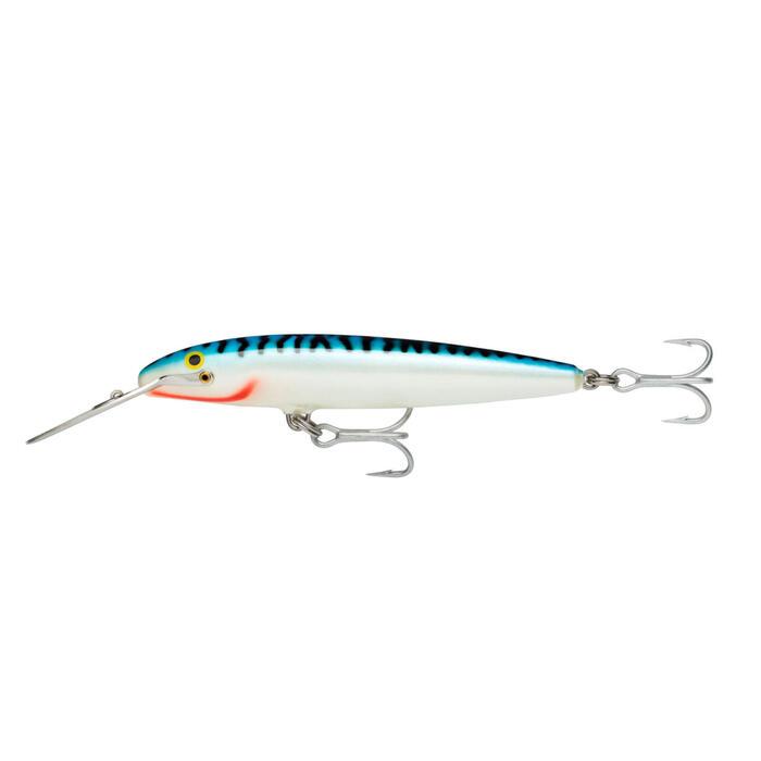 Kunstaas CD Magnum Silver Mackerel 7cm slepend vissen