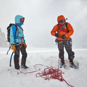 SUR-PANTALON imperméable d'alpinisme homme - ALPINISM GRIS