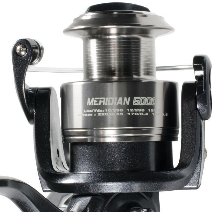 Moulinet pêche mer mi-lourd MERIDIAN 5000 - 440385