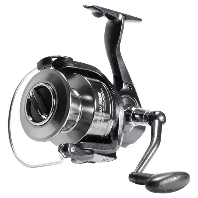 NAVIJÁK HEAVY Rybolov - NAVIJÁK MERIDIAN 7000 CAPERLAN - Rybářské vybavení