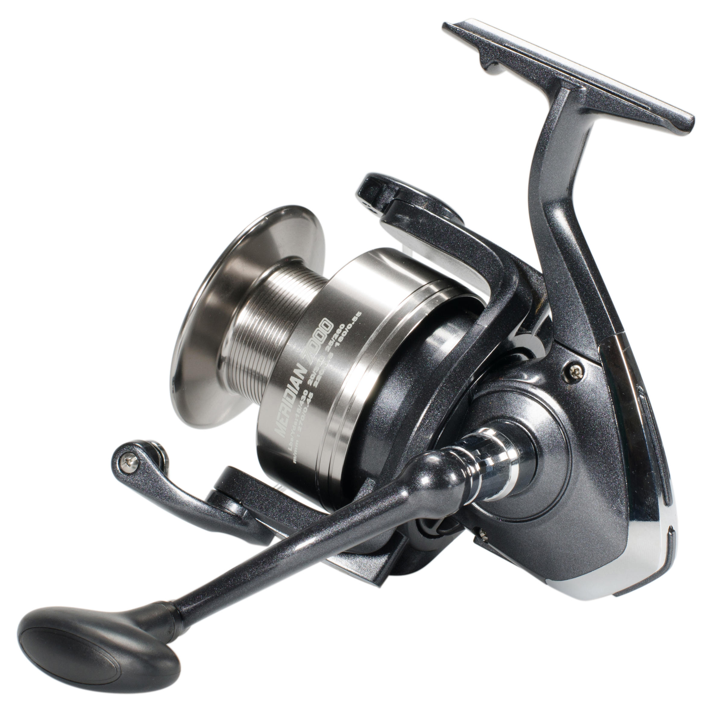 MERIDIAN 7000 heavy fishing reel