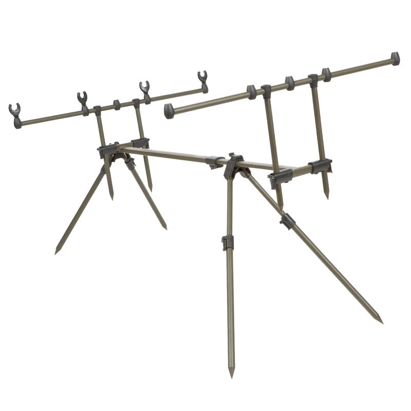 STRATEGY ROD POD 4 RODS Carp Fishing Rod Rest