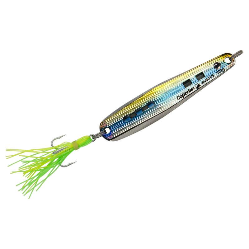 VILLANTÓK TENGERI HORGÁSZATHOZ, MIN. 60 Horgászsport - BIASTOS villantó, 120 g CAPERLAN - Ragadozóhalak horgászata