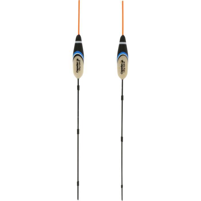 Flotador para pesca al coup RIVERSHOW 0,6 g X2