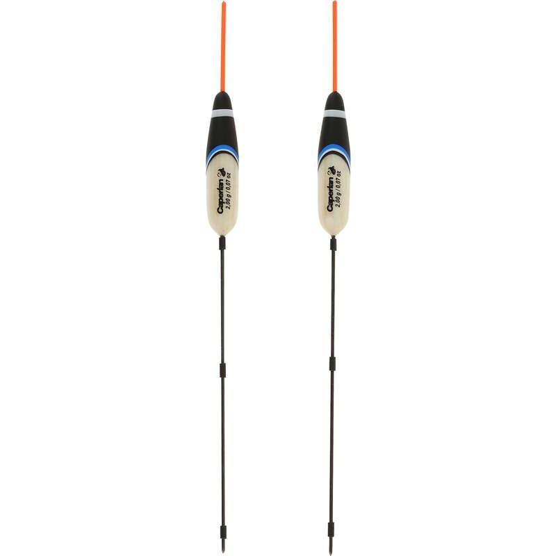 METFLÖTEN, WINDERS Fiske - Flöte RIVERSHOW 1G X2 CAPERLAN - Krokar och Småplock