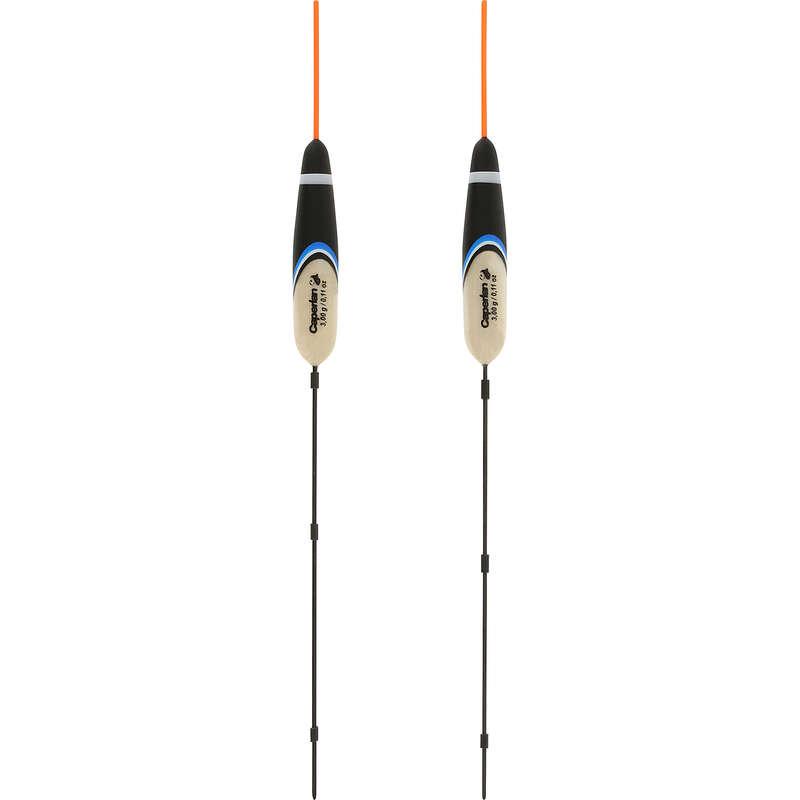 SPLÁVEK A DOPLŇKY NA LOV NA PLAVANOU Rybolov - RIVERSHOW 3G X2 CAPERLAN - Rybářské vybavení