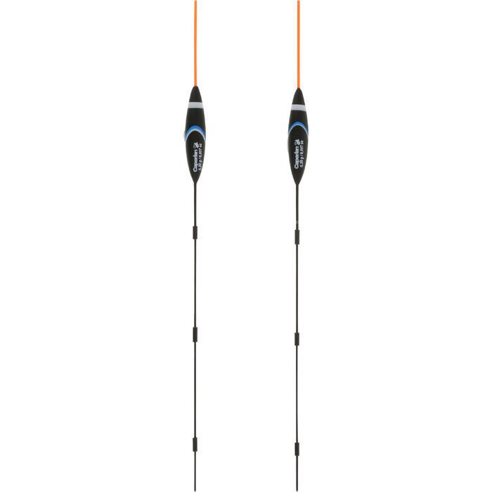 Flotteur pêche au coup LAKETHIN 0.2g X2
