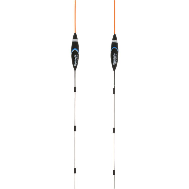 FENEKEZ# ÚSZÓK, ZSINÓRTARTÓK Horgászsport - 2 db LAKETHIN úszó, 0,2 g CAPERLAN - Finomszerelékes horgászat