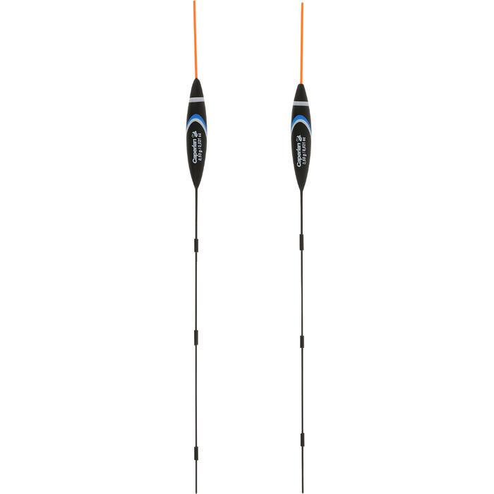 Flotteur pêche au coup LAKETHIN 0.6G X2