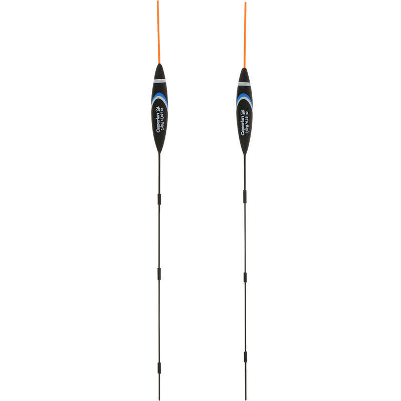 FENEKEZ# ÚSZÓK, ZSINÓRTARTÓK Horgászsport - 2 db LAKETHIN úszó, 0,6 g CAPERLAN - Finomszerelékes horgászat