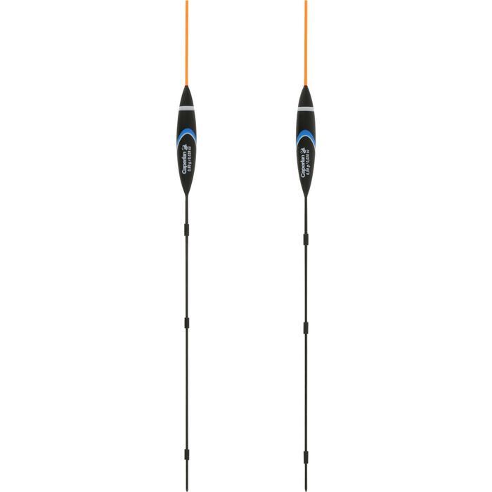 Flotteur pêche au coup LAKETHIN 0.8G X2