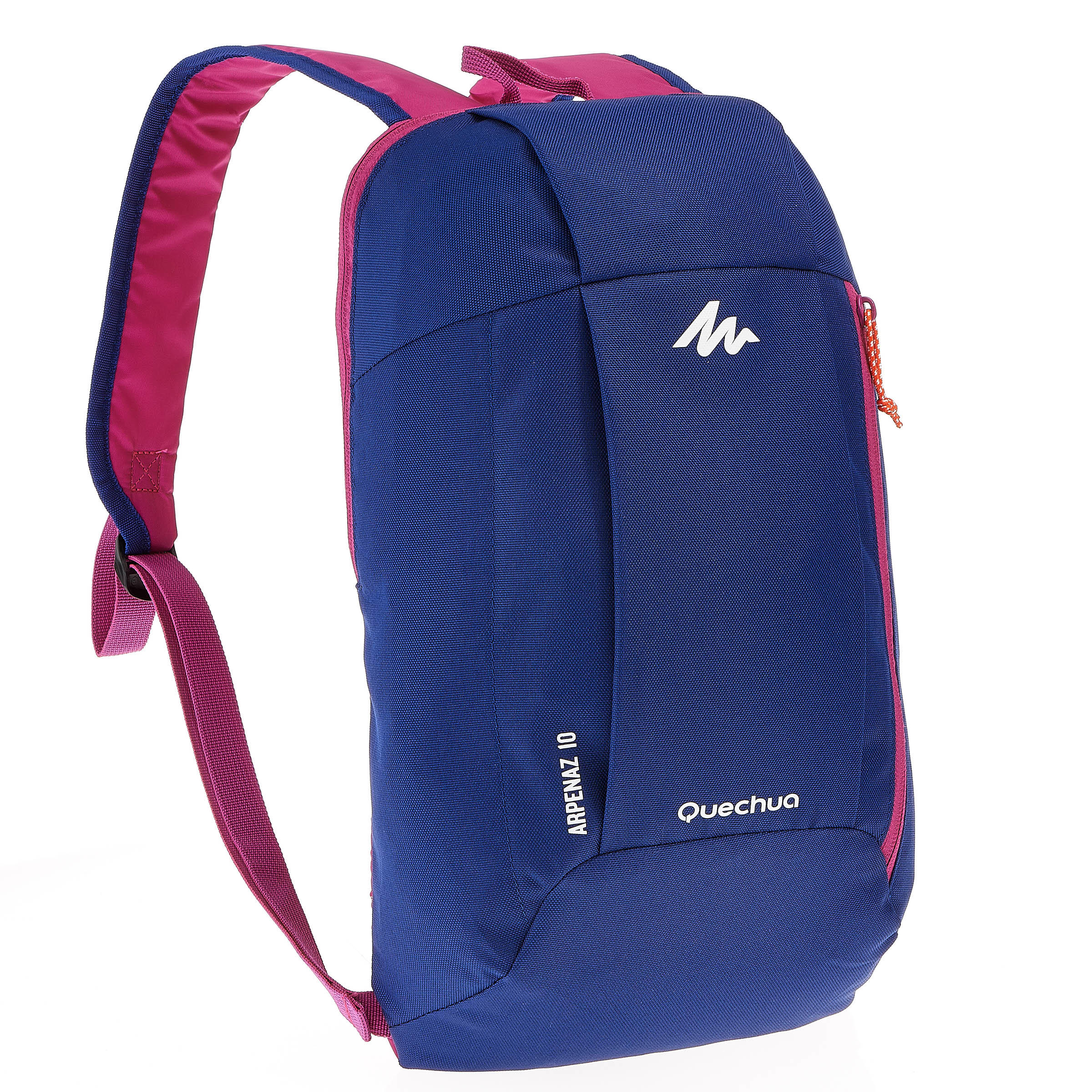 Arpenaz 10 L Day Hiking Backpack - Blue/Purple