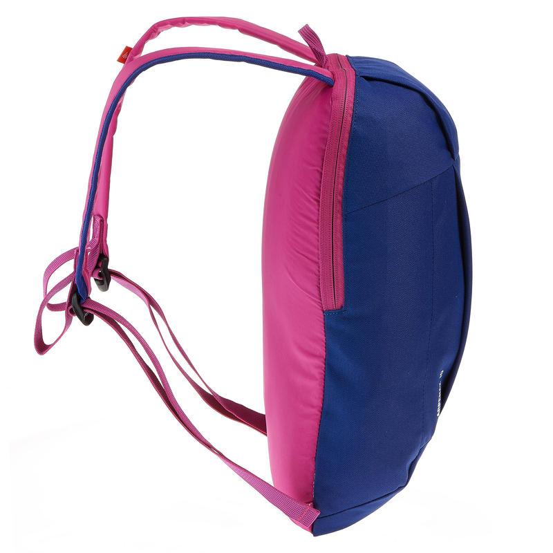 sac a dos de randonn e nh100 10 litres bleu violet decathlon martinique. Black Bedroom Furniture Sets. Home Design Ideas