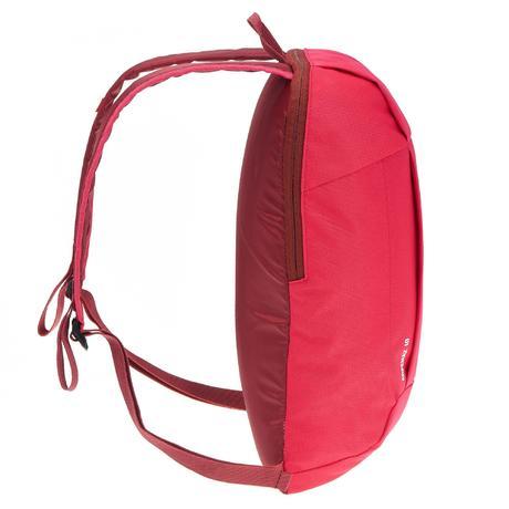 sac a dos de randonnee nh100 10 litres rose quechua. Black Bedroom Furniture Sets. Home Design Ideas