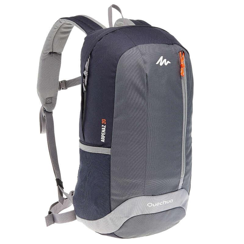 DOĞA YÜRÜYÜŞÜ SIRT ÇANTALARI 10L - 30L Hiking - ARPENAZ 20 SIRT ÇANTASI QUECHUA - All Sports