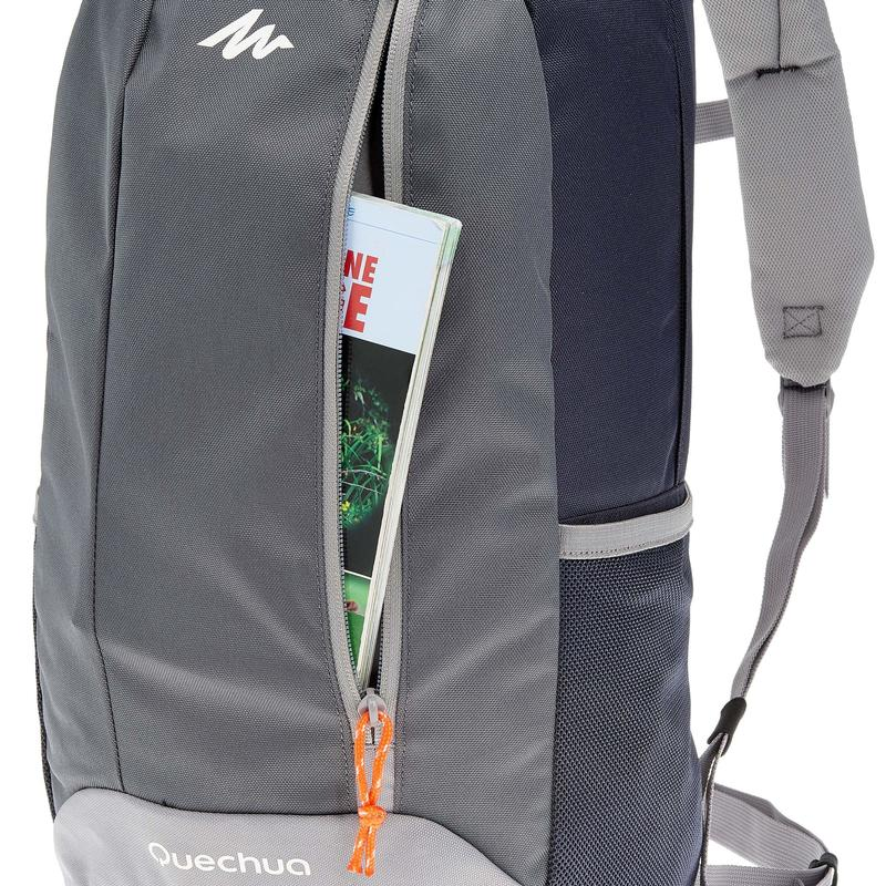 NH100 20L HIKING BACKPACK - BLACK/GREY