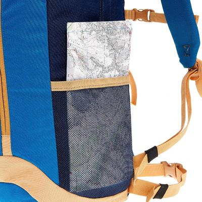 תיק גב בנפח 20 ליטר מסוג Arpenaz - כחול