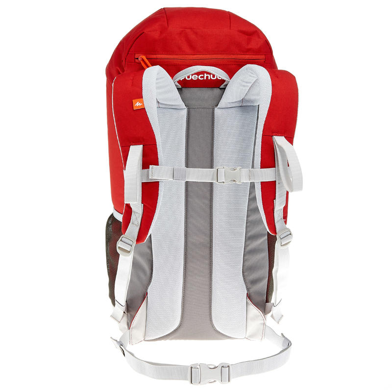 NH100 30-L HIKING BACKPACK RED/GREY