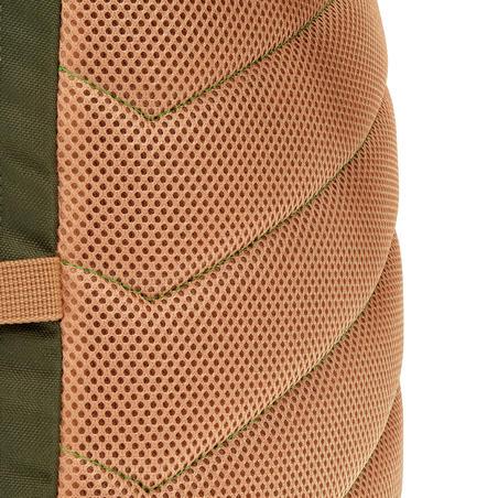 E 22 CL backpack green/beige, 22 litres