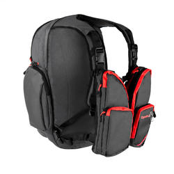 Hengelsport Chest pack complete Dark Grey - 441334
