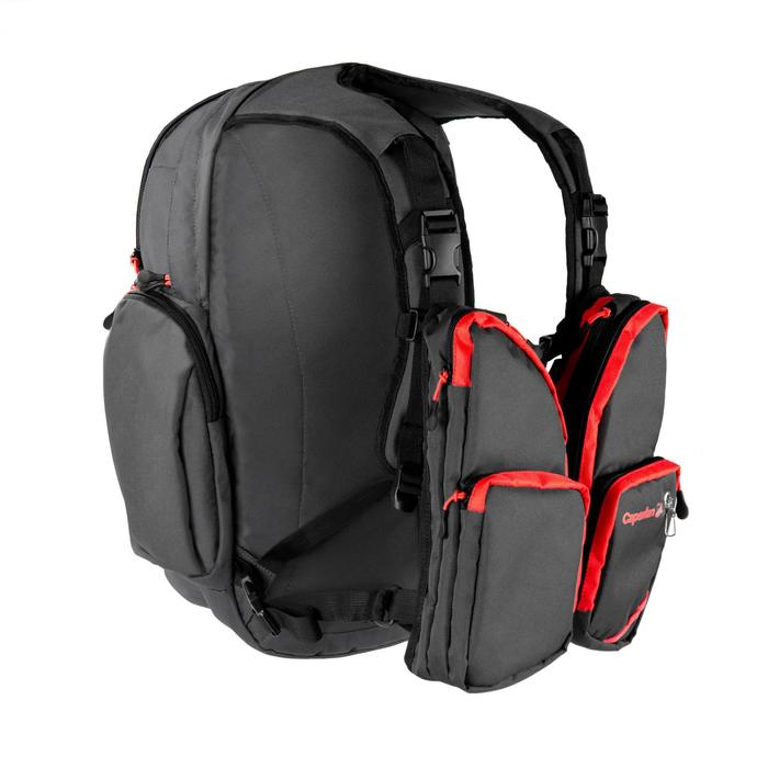 Hengelsport Chest pack complete Dark Grey