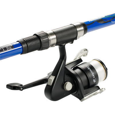 Conjunto para pesca de sostener desde la orilla SET SEACOST 350 ESSENTIAL