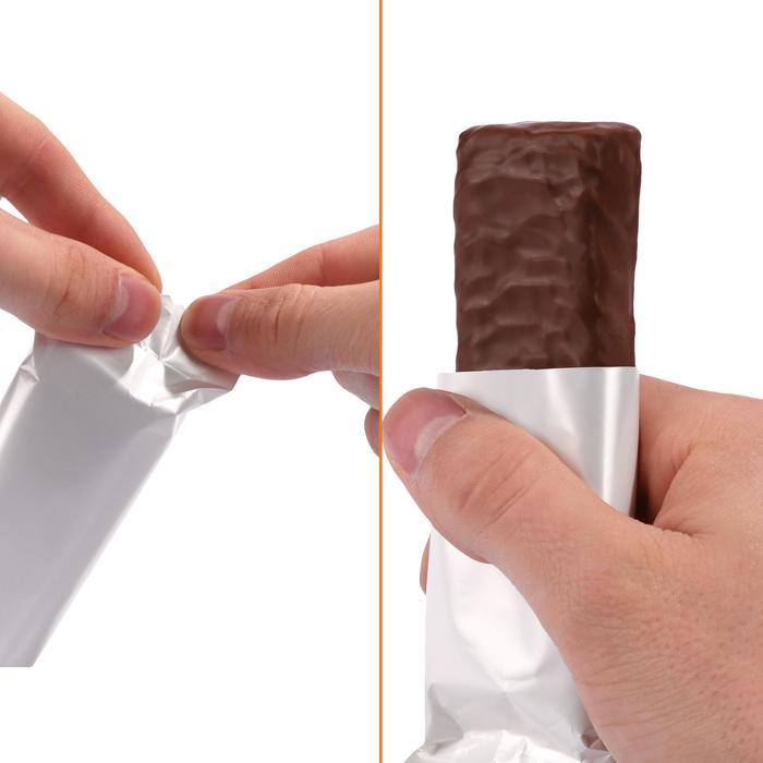 Barre de protéines MUSCLE GROWTH chocolat pralin 4X60g - 44148