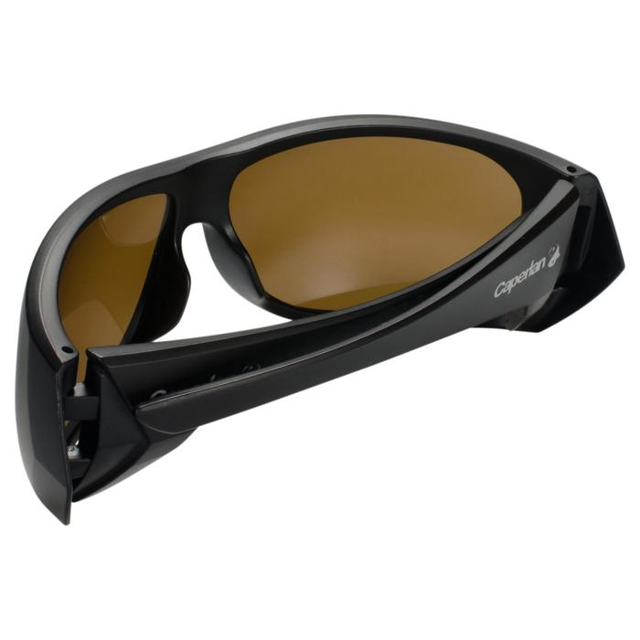 Polariserende zonnebril voor hengelsport Skyrazer 100