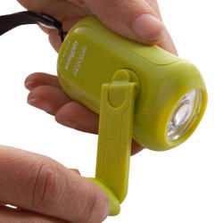 Autonome zaklamp Dynamo 100 8 lumen - 441664