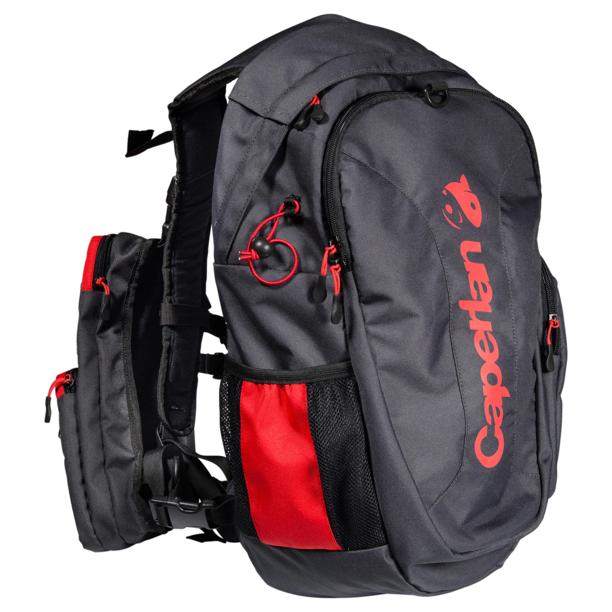 Complete Fishing Chest Pack-Dark Grey