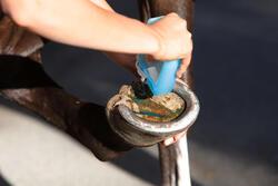 Hoefstraalverzorger ruitersport paarden en pony's 250 ml - 441824
