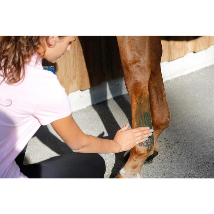Gel refrescante tendones en bote equitación caballo y poni COOL GEL 500 ml