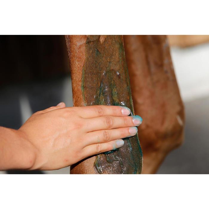 Gel rafraîchissant tendons en pot équitation cheval et poney COOL GEL 500 ML - 441837