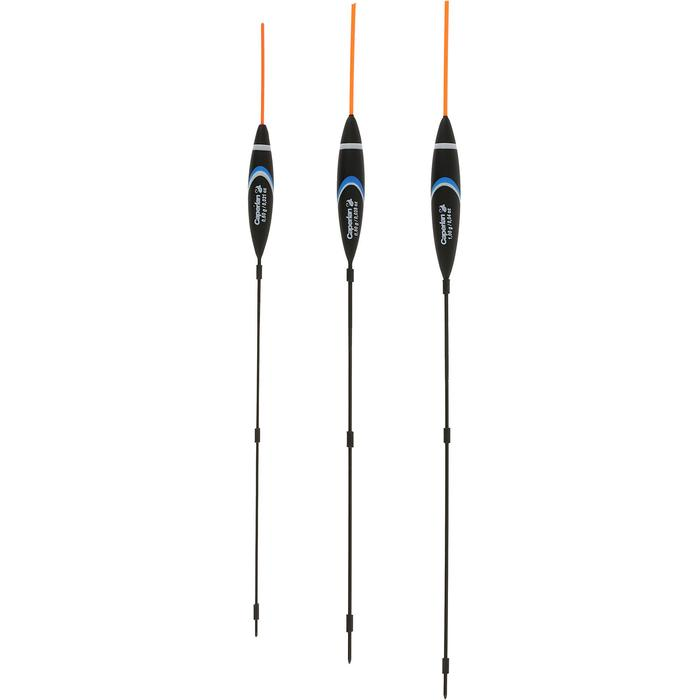 Dobber vaste stok Set Lakethin 0,6/0,8/1 g
