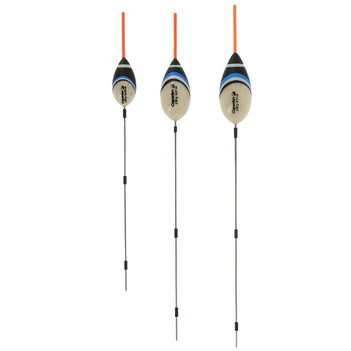 Kit flotteurs pêche au coup KIT RIVERTHIN 1G/2G/3G