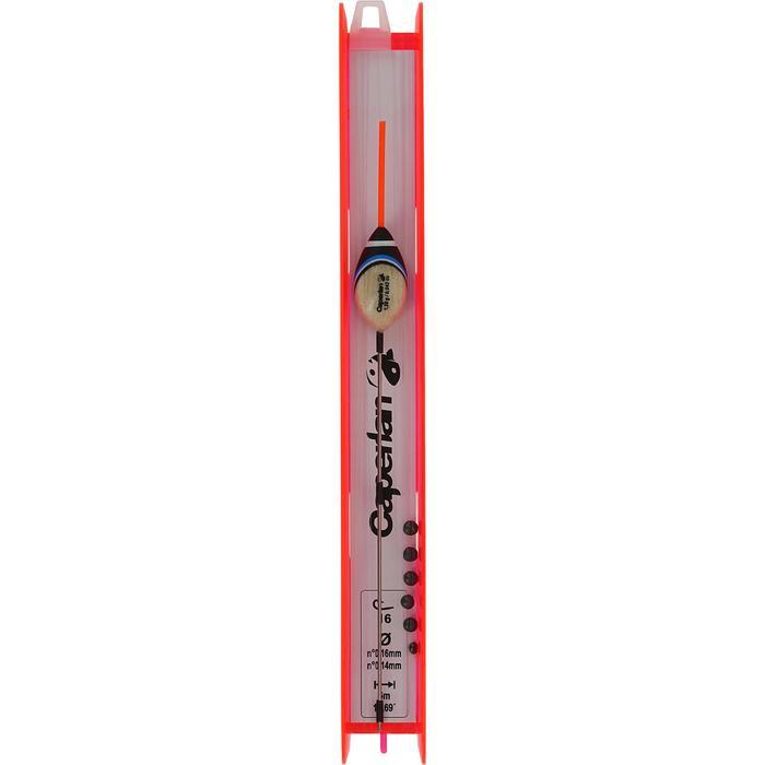 gemonteerde lijn statisch vissen rl pole riverthin 1,2 g H16