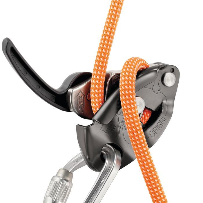 système d'assurage pour corde a simple