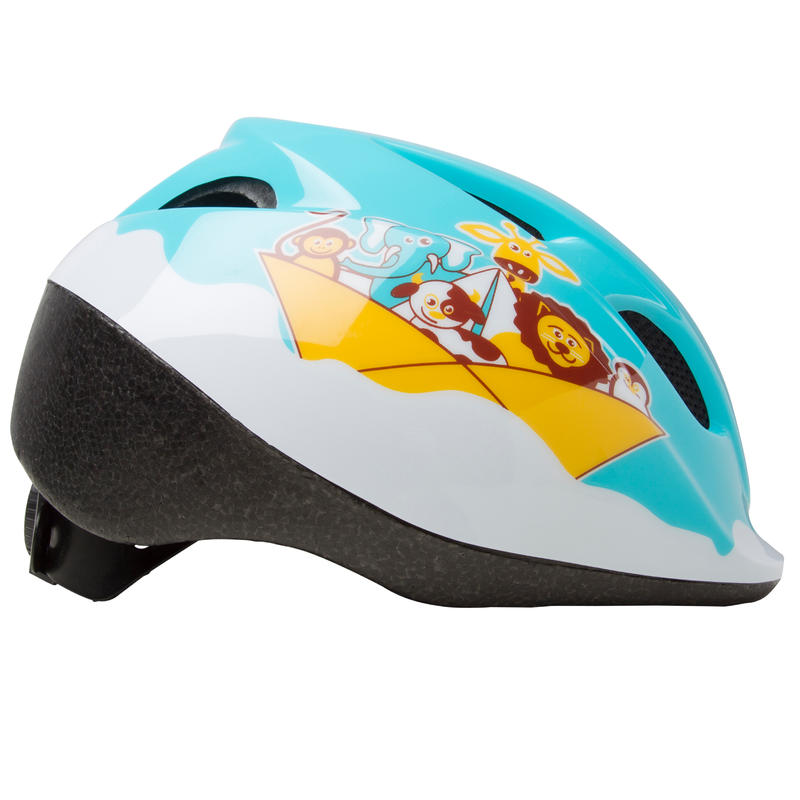 300 Child Bike Helmet - Light Blue
