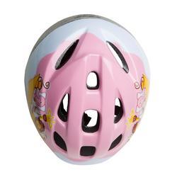 Fahrradhelm 300 Baby rosa